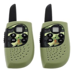 Cobra Marine Cobra HM230G Kids Hero Series 2-WAY Radio - Special Forces - Green
