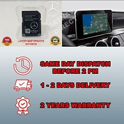 Genuine 2014 2015 2016 2017 Mercedes-benz Navigation System Sd Card Map  Chip Gps Cla Cls Gla E-class Oem | R | Other | PriceCheck SA