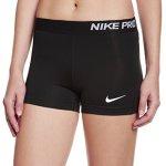 "Nike 589364 Women's 3"" Pro Core Compression Shorts - L Black white"