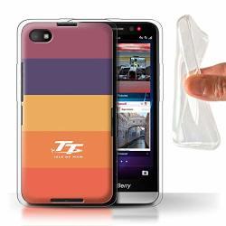 Official Isle Of Man Tt Gel Tpu Phone Case cover For Blackberry Z30 Lollipop Design elegance Collection