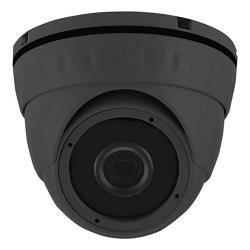 HDView 2.4MP 4-in-1 HD TVI//AHD//CVI//960H 1080P Outdoor Sony Sensor Wide Angle 2.8mm Lens Black Film Technology Better IR Night Vision Turbo Platinum Dome Camera White