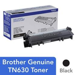 Brother Genuine Standard Yield Toner Cartridge TN630 Replacement Black Toner Page Yield Up To 1 200 Pages Amazon Dash Replenishm