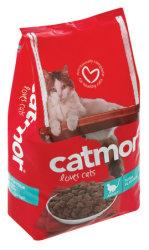 Catmor Dry Adult Cat Food - Tuna 1.7kg
