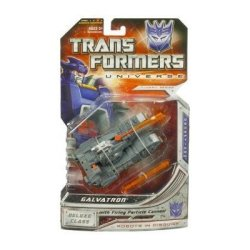 Hasbro Transformers Universe Deluxe Figure Galvatron