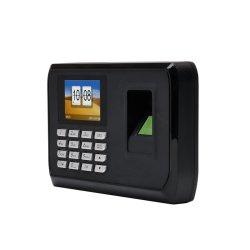 Fingerprint Employee Time Attendance Machine And Battery Backup