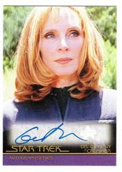 "2019 Rittenhouse Archives Star Trek Inflexions Autograph Gates Mcfadden As Dr. Beverly Crusher Star Trek The Next Generation""very Limited"
