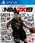 Sony PS4 Game - Nba 2K19 Retail Box No Warranty On Software 5026555424875