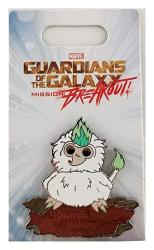 Disney Pin - Marvel Guardians Of The Galaxy - Mission: Breakout - Vyloo Alien