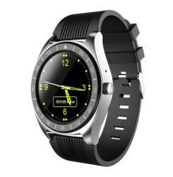 Bluetooth V5 Smart Watch Men - Black