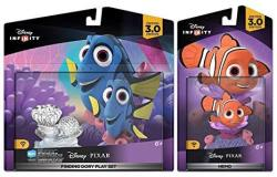Funko Disney Infinity 3.0: Finding Dory Play Set W Nemo - Movie Figure Set New