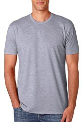 Next Level N6210 T-Shirt Dark Heather Gray + Storm 2 Pack Xx-large