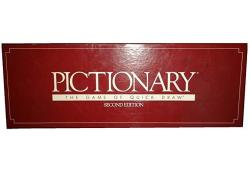 Pictionary: The Game Of Quick Draw 2ND Edition