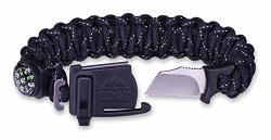 Outdoor Edge OEPSK90C Paraspark Bracelet Black Large