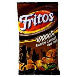 Fritos - Chips Ribbons Bbq 120G