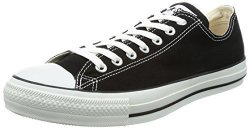 Converse The Chuck Taylor All Star Lo Sneaker 4.5 Us Men's 6.5 Us Women's Black