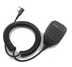 BAOFENG Dual Push-to-talk Ptt Speaker Mic For Uv-82 Series - Backward Compatible