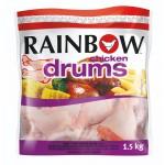 Rainbow Frozen Chicken Drumsticks Pack 1.5kg