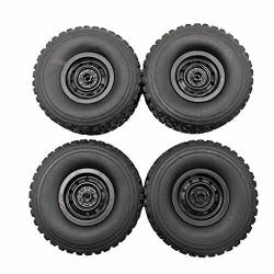 Betqteru Wpl Original Rc Model Car 1 16 Wpl C34 Assembled Tires For Truck Parts Educational Toys For Children's Early Learning