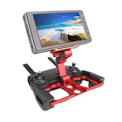 Aluminum Foldable Tablet Stand Holder Extender Remote Controller Holder With Lanyard Support Crystal Sky Monitor Compatible For
