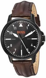 Boss Orange Mens Chicago Stainless Steel Quartz Watch