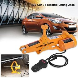 Gototop Electric Car Jack 2 3 Ton Automotive Electric Scissor Lifting Jacks Suv Emergency Equipment With Impact Wrench 12v Dc Rv R1875 00 Diy