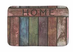 """Qj Cmj Personality Doormats Door Mat Entrance Mat Floor Mat Welcome Mats outdoor front Door bathroom Mats Rugs For Home office bedroom Non Slip Backing 23.6"""" L X 15.7"""""""