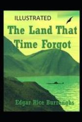 The Land That Time Forgot Illustrated Paperback