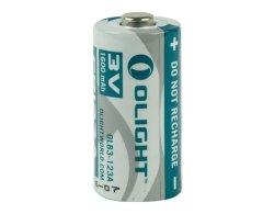 Olight 5x CR123A 1600mAh Battery