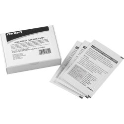 "Dymo Cleaning Cards - 4"" X 6"" - 10 X Sheet 60622"