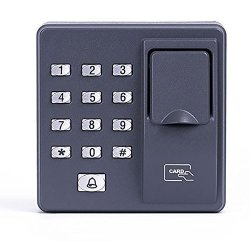SecureControl Fingerprint Access Control Machine With Keypad Fingerprint Scanner For Rfid Door Access Control System