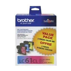 Brother BRTLC613PKS - Color Ink Cartridges