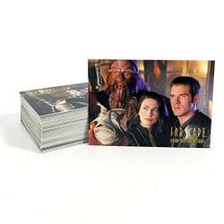 Farscape Season 3 Trading Card Set 145-216