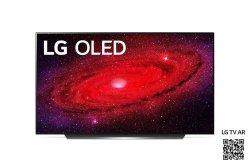 "LG OLED65CXPVA.AFB 65"" Oled Display ?9 Gen 2 Intelligent Processor Deep Learning Ai Designed Picture 4K Cinema Hdr 4K Hfr Self Lighting"