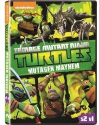 Teenage Mutant Ninja Turtles: Mutagen Mayhem DVD