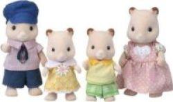 Sylvanian Families - Hamster Family