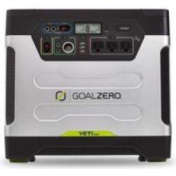 Goal Zero Yeti 1250 Portable Generator 220V