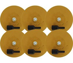 ABN 6 Pack Pinstripe Decal 4-INCH Eraser Wheel Pad Sticker Removal Tool  With Arbor | R2110 00 | Car Parts & Accessories | PriceCheck SA