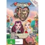 Ever After High - Spring Unsprung Thronecoming DVD