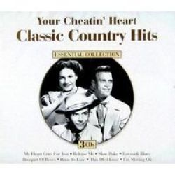 Classic Country Hits Cd