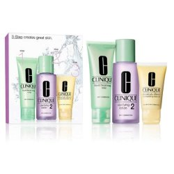 Clinique 3-Step Intro Kit for Skin Type 2