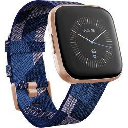 Fitbit Versa 2 Smart Watch Lavendar Woven