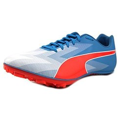 9279454fcc4 All offers for Puma Men s Evospeed Sprint V6 Sneaker Atomic Blue red Blast  13 D Us