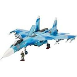 Revell Sukhoi SU-27 Sm Model Set 1:72