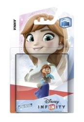 Disney Infinity Character - Anna For 3DS Wii Wii U PS3 & Xbox 360