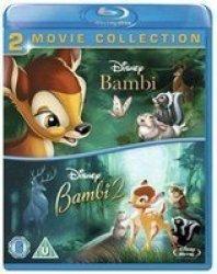 Bambi Bambi 2 Blu-ray
