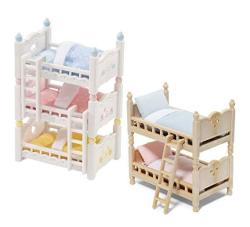 Calico Critters Bunk Beds And Triple Baby Bunk Beds