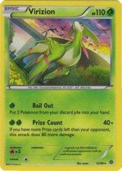 Pokemon USA, Inc. Pokemon - Virizion 12 98 - Ancient Origins - Holo