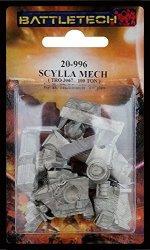 Iron Wind Metals Battletech 20-996 Scylla