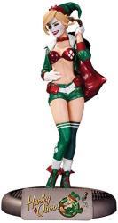 DC Collectibles Dc Comics Bombshells: Holiday Harley Quinn Statue