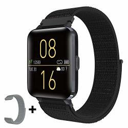SMART WATCH Kalakate For Men Women Fitness Tracker With IP68 Waterproof For Android Ios Phone Smartwatch With 1.54 Touch Screen Pedometer All-day Heart Rate
